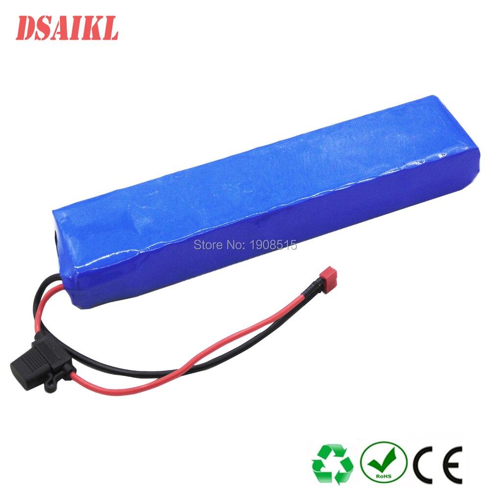 Substituir e-twow escooter bateria 36 v 10ah 10s3p sanyo ga células ebike bateria de lítio