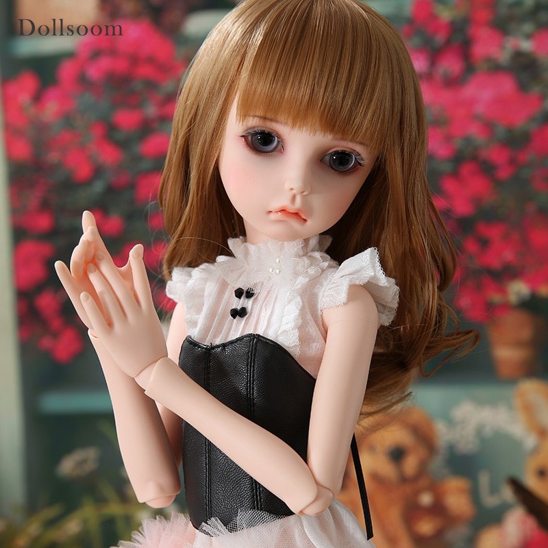 aImd 5.2 Sophia BJD fullset SD Dolls girl msd 1/3 fairyland luts feeple delf wigs shoes free eye littlemonica