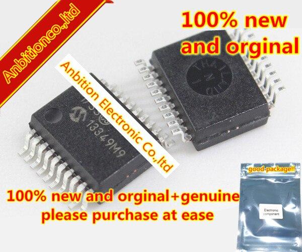 10 piezas 100% nuevo y original PIC16C56A-20/SS SSOP20 ROM de 8 bits CMOS serie de microcontrolador en stock