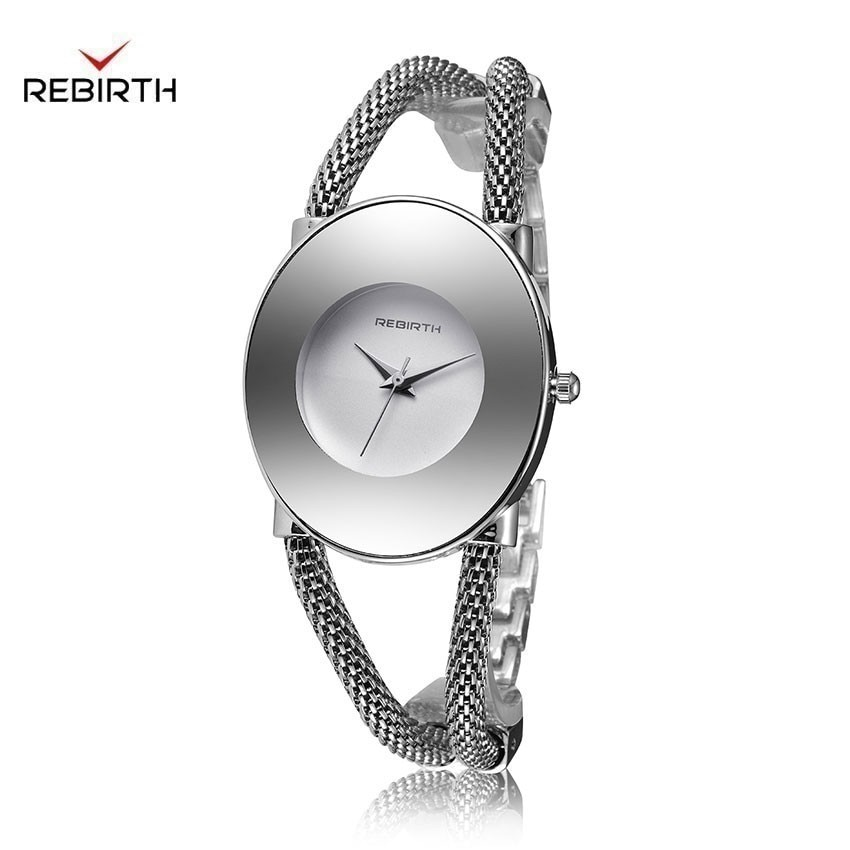 Rebirth Women's Watches Fashion Ladies Watches For Women Bracelet Relogio Feminino Clock Gift Wristw