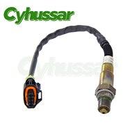 O2 Oxygen Sensor For GMC VAUXHALL OPEL ASTRA CORSA INSIGNIA SAAB 9-5 855678 55566592 0855678 0258010068 4 Wire Lambda