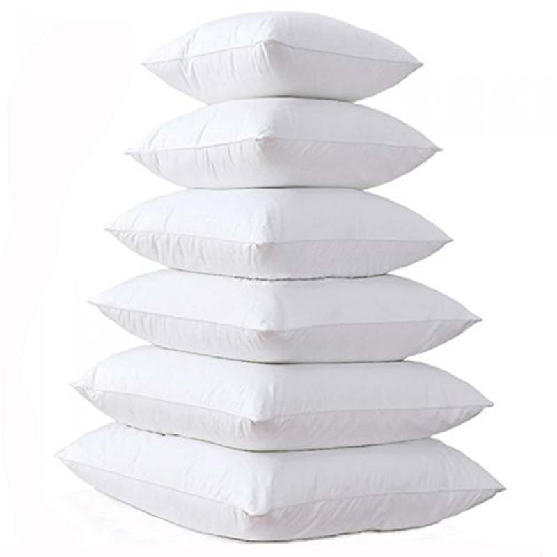 Cojín para el hogar relleno interior algodón acolchado almohada central para sofá coche suave almohada insertar cojín núcleo 14/16/18/20/22/24 Inch8