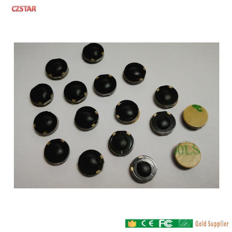 Мини-микросхема impinj monza на заказ, UHF rfid-метка, керамические печатные платы, металлические бирки для складских запасов, ручной считыватель