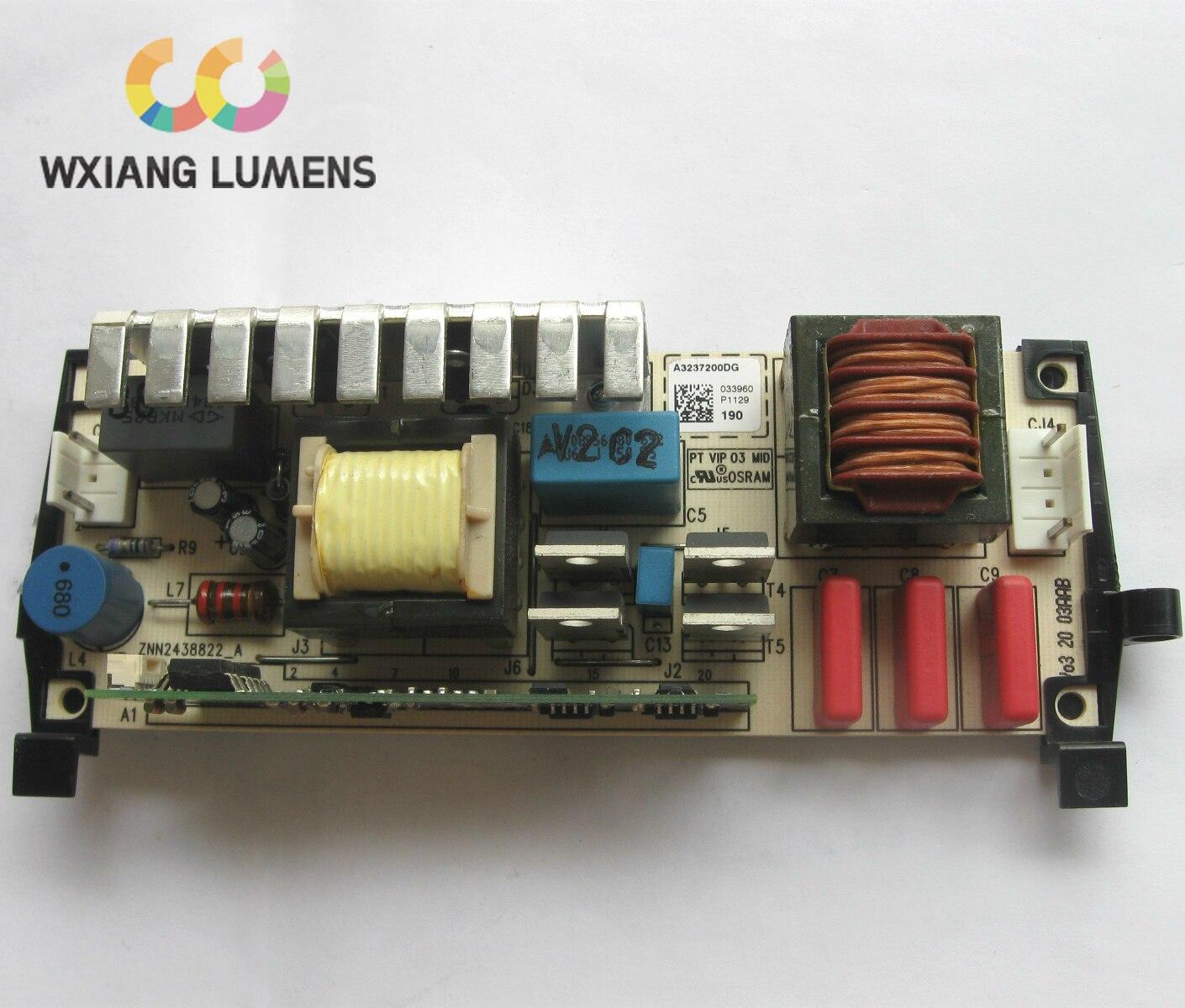 جهاز العرض الصابورة مصباح امدادات الطاقة مصباح سائق يصلح لديل 1420X 190 واط