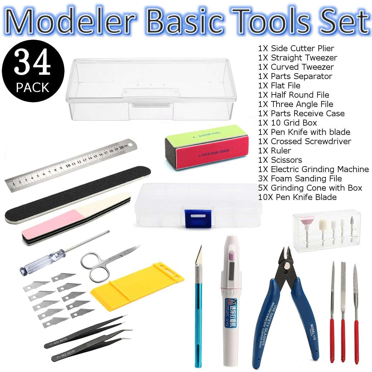 Базовый набор инструментов для модели