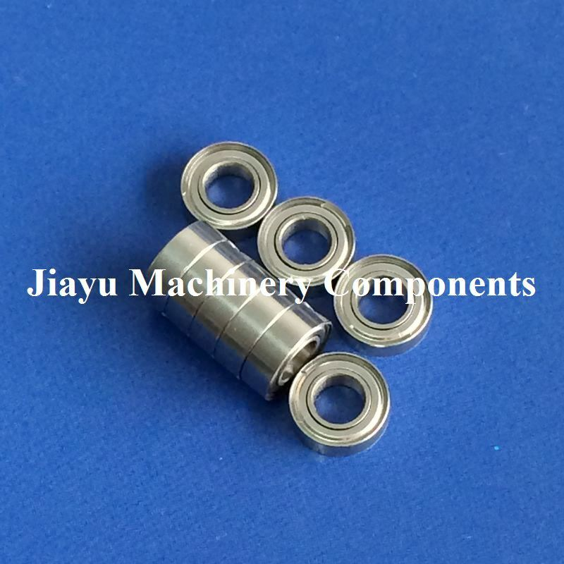 Envío gratis 10 piezas R166ZZ rodamientos 3/16x3/8x1/8 pulgadas rodamientos RI-6632ZZ