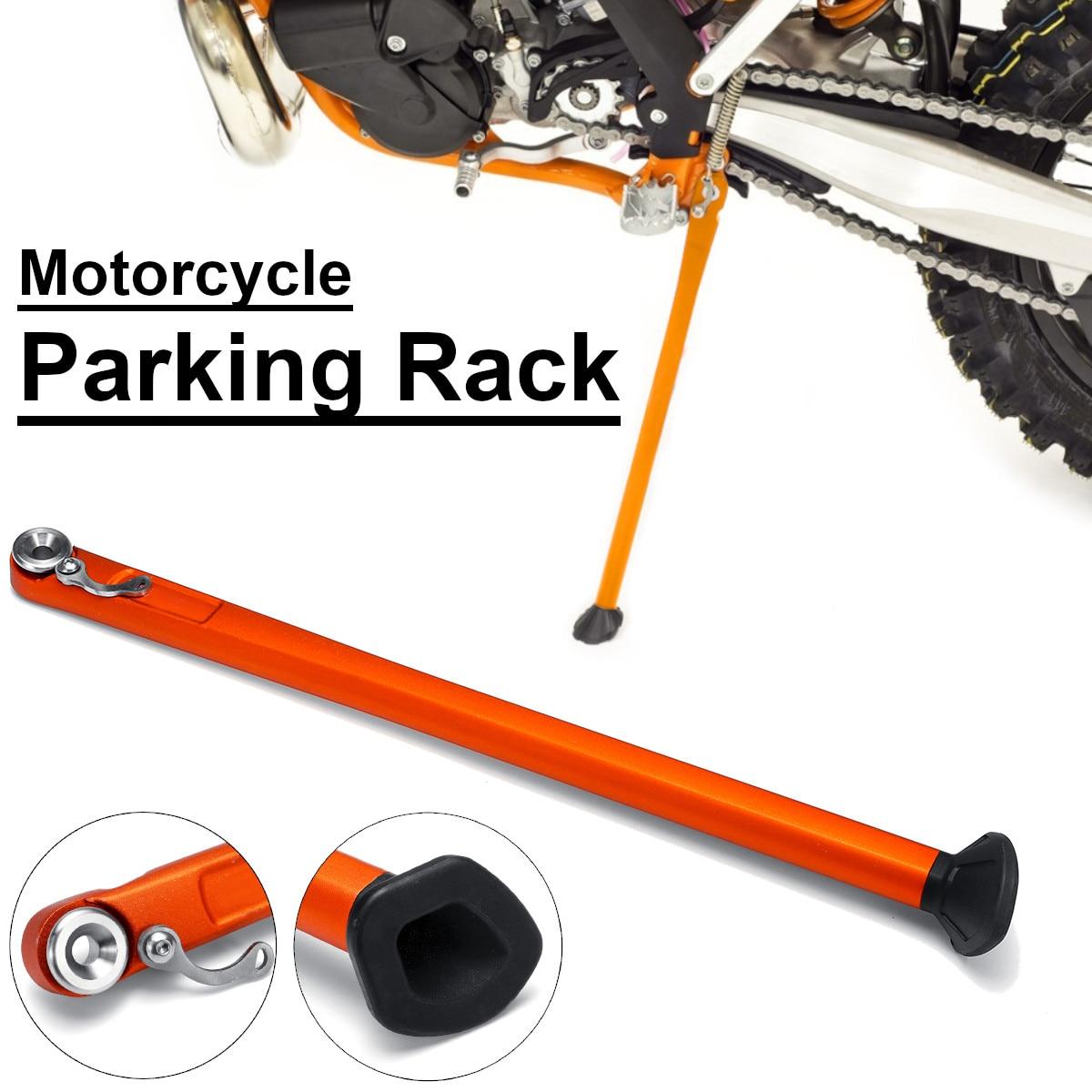 Стойка для парковки мотоцикла, боковая подставка для KTM для HUSABERG для HUSQVARNA 150 250 300 350 400 450 500 505 530 XC XCF