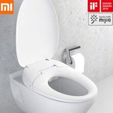 Original Xiaomi mijia Smart Trocknen Komfortable Toilette Deckel Mit LED Luminous Beleuchtung 220V Wasserdichte App Control Für Smart Home