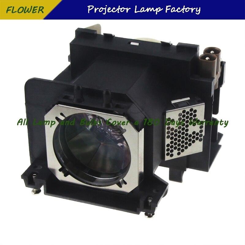 ET-LAV400 для PANASONIC PT-VW530 PT-VW535 PT-VW535N PT-VX600 PT-VX605 PT-VX605N PT-VZ570 Замена лампы проектора
