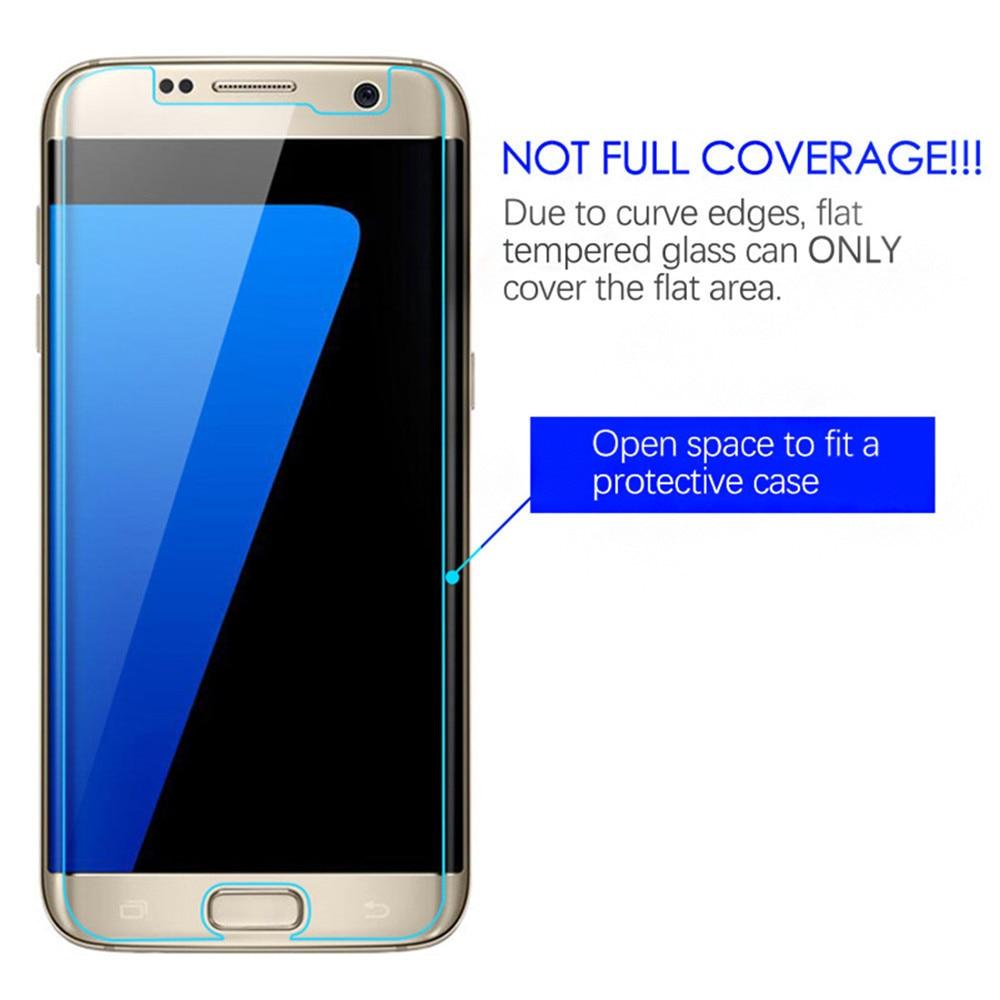 2.5D vidrio templado para Samsung Galaxy J1 J3 J5 J7 Neo Core...