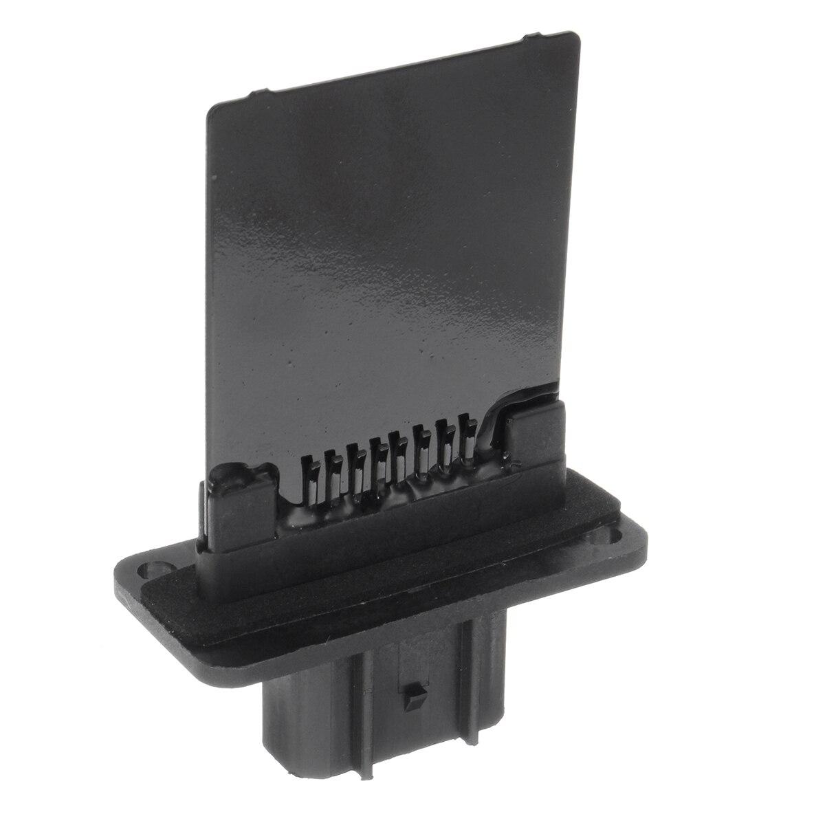 Resistor frontal de motor de ventilador negro para Ford Escape 2008-2012 para Taurus Mariner Sable 2008-2009 8G1Z19A706A 8G1Z-19A706-A 5369847
