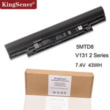 7.4 V 44WH Nouveau 5MTD8 batterie dordinateur portable pour Dell Vostro V131 2 Série Latitude 3340 3350 YFDF9 HGJW8 VDYR8 7WV3V H4PJP 4 Cellules