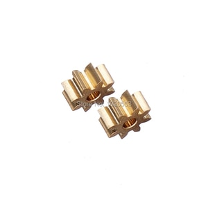 WLtoys K130-0029 Steel Motor Gear Spare Parts For Wltoys XK K130 3D 6G 6CH RC Helicopter
