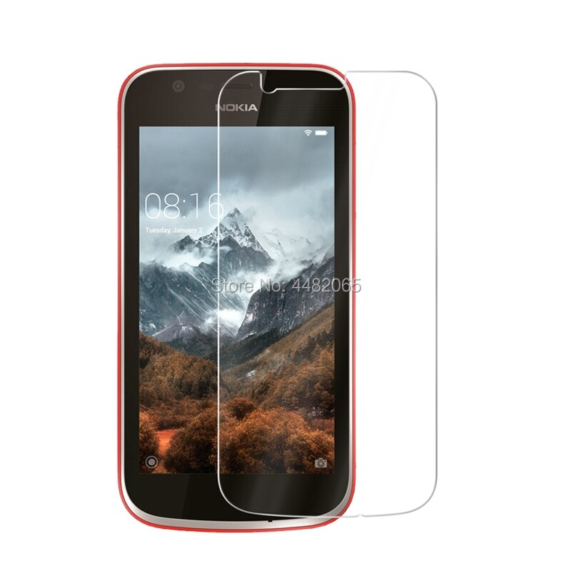 2pcs Front 2.5D 0.26mm 9H Premium Tempered Glass For Nokia 1 Screen Protector Toughened protective f
