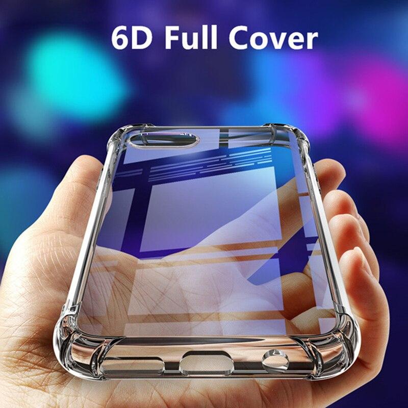 Air Kissen Stoßfest Fall für LG V60 ThinQ K50S K40S V50 Airbag Silikon TPU Telefon Abdeckung Für LG V40 V30 v20 G7 G8S G6 Q60 Q6