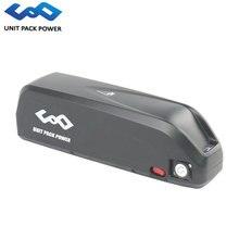 UPP Hailong2 eBike Batterie 52V 17,5 Ah 16Ah 15Ah 13Ah Mit Echte Sanyo/Panasonic/Samsung Li-Ion Zelle für 1000W 750W 500W Motor