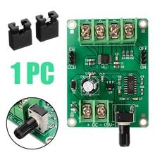 5 v-12 v dc sem escova módulo de motorista de motor duplo h-ponte placa de controlador de acionamento de motor para o fio do motor de disco rígido 3/4 para ferramentas elétricas