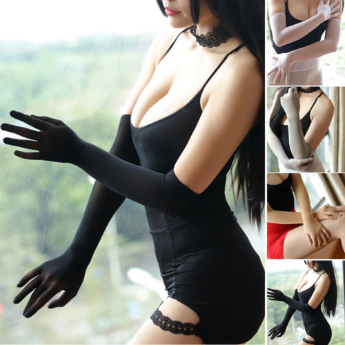AliExpress - Smooth Sheer Seamless long Gloves affordable luxury Smooth pantyhose tights stockings affordable luxury Black White Beige Gray