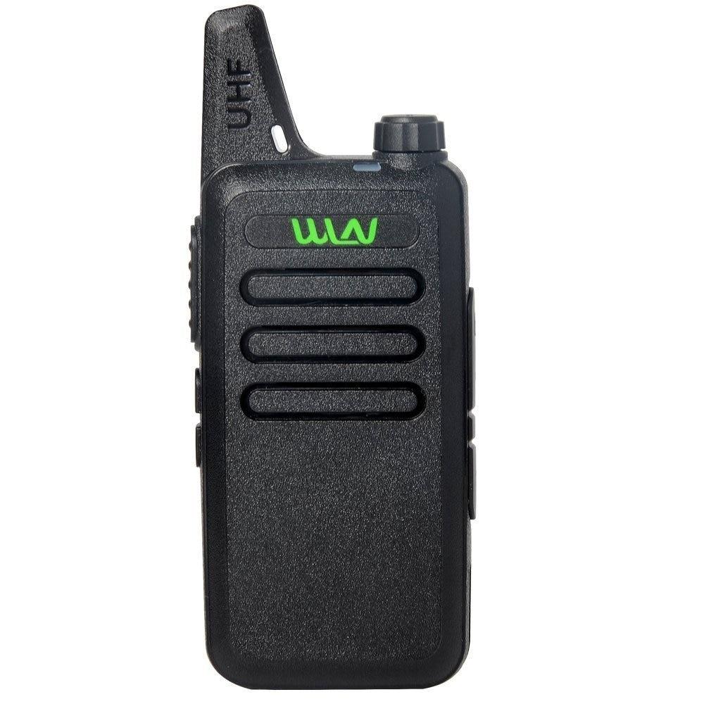 by dhl or ems 10 sets Mini Walkie Talkie Long Range Handheld CB Radio Transceiver Uhf Kd-C1 For Two Way Radio Communicator