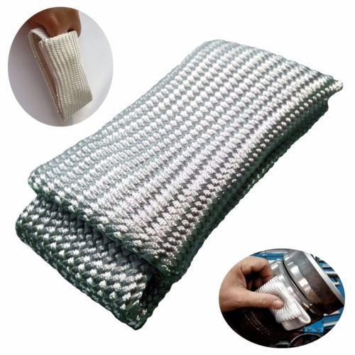 TIG dedo guantes de soldadura escudo térmico protector de calor equipo de protección para soldadura Monger alta temperatura aislamiento dedo