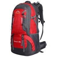Водонепроницаемый рюкзак для путешествий, походный ранец для кемпинга, мужчин и женщин, рюкзак для альпинизма, походов, рыбалки, велоспорта,...