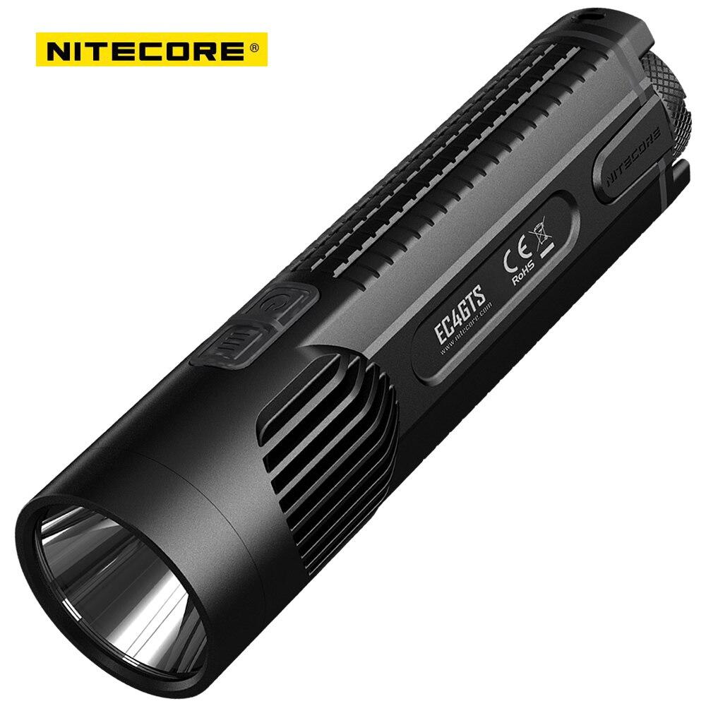 Nitecore ec4gts cree xhp35 hd led 1800 lumens de alta performance holofote