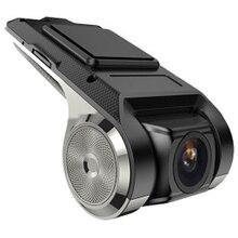 Caméra Dvr voiture Usb   Enregistreur vidéo Hd de conduite, pour Android 4.2 / 4.4 / 5.1.1/6.0.1/7.1 Dvd Gps lecteur Dvr, caméra