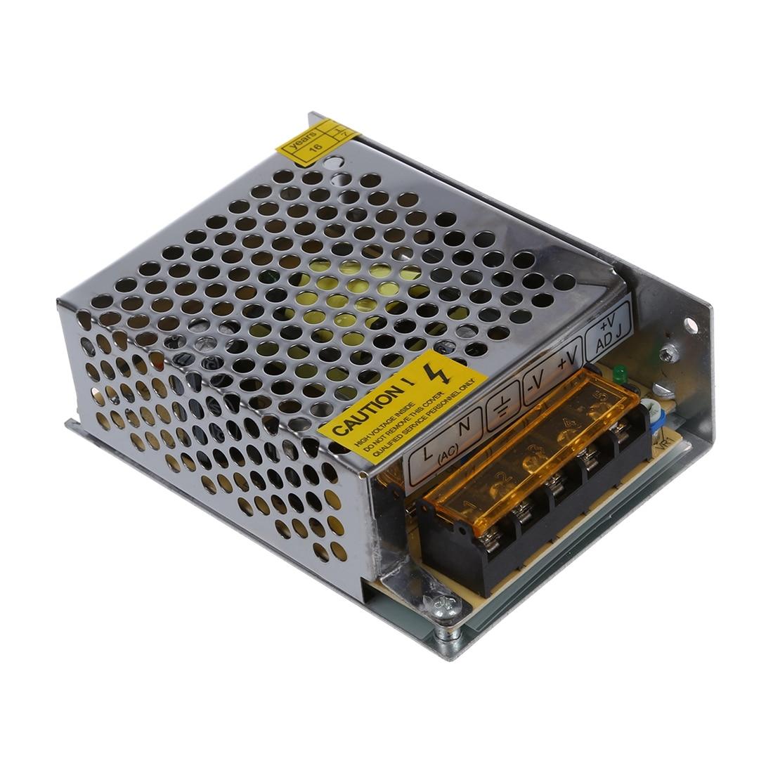 Transformador de fuente de alimentación del interruptor de 12V 3.2A 40W para tira de luz LED 110-220V
