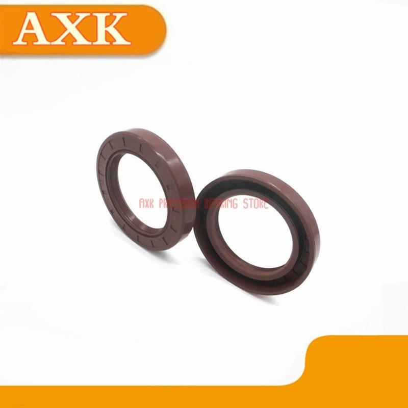 2019 Limited Sale Ring Feet Silicone Gasket Axk 10pcs Fluorine Fluoro Skeleton Oil Seal 30*52/55/56/58/60/62/65*7/8/10/12
