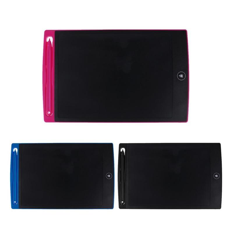 Portátil 8,5 pulgadas LCD tablero de dibujo a mano tableta electrónica Pad niños