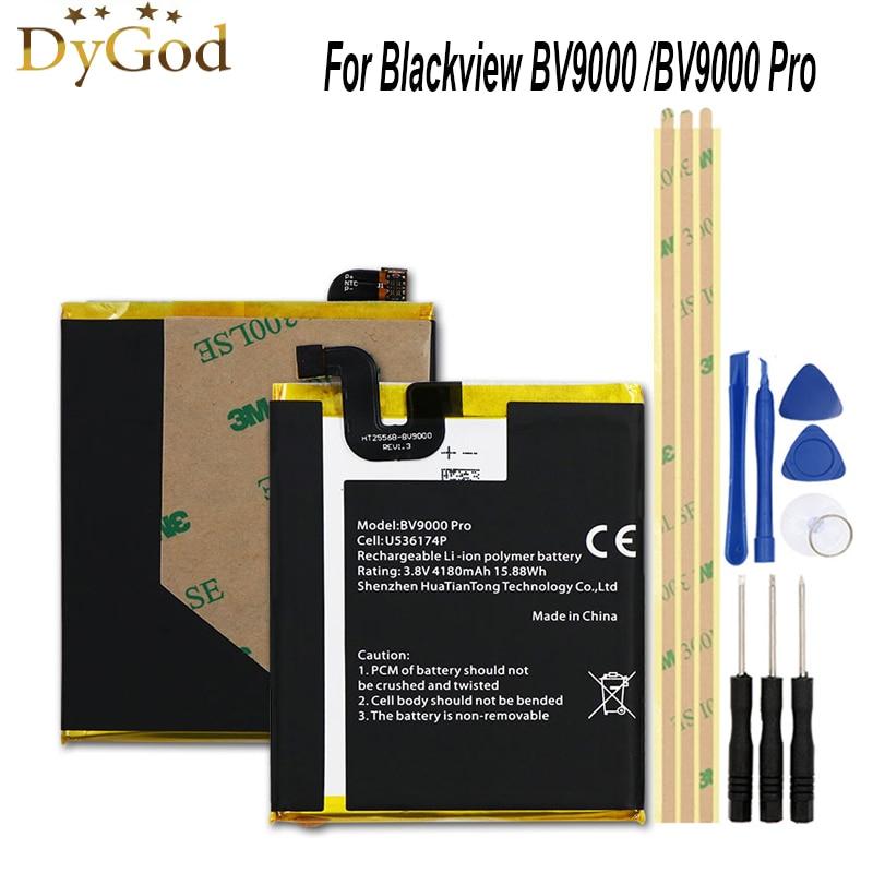 4180mAh U536174P para Blackview BV9000 batería de reemplazo para teléfono móvil de Batteria Batterie para Blackview BV9000 Pro + herramientas