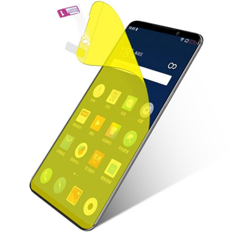 Protector de pantalla completo para ASUS Zenfone 3 Max ZC520TL ZC553KL ZE520KL ZE620 4 Max ZC520KL ZE553KL película protectora de hidrogel