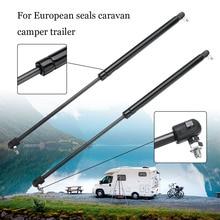 2Pcs 60cm Car Rear Tailgate Boot Gas Struts Support Lifter For Caravan for Camper Trailer 1100N