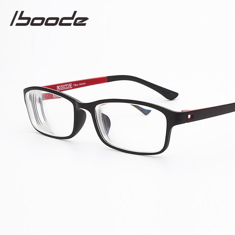 Iboode-0,5 ~-6,0 диоптрийные ретро-очки для близорукости для студентов, очки для близорукости, ультралегкие очки TR90 для мужчин и женщин, очки для бл...