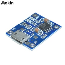 5 sztuk TP4056 1A bateria lipo płytka ładująca moduł ładowarki bateria litowa DIY MICRO Port Micro USB ładowarka akumulatorów litowych