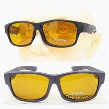 Anti-blue light eyewear fit over gaming glasses UV400 polarized anti-slip square fullim handy wear o