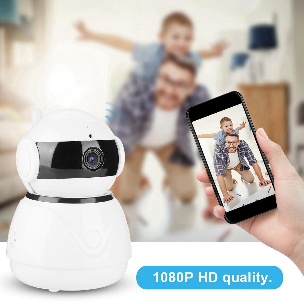 200W Wireless Wifi Remote Monitoring Mobile Phone Remote Home Intelligent Surveillance Camera