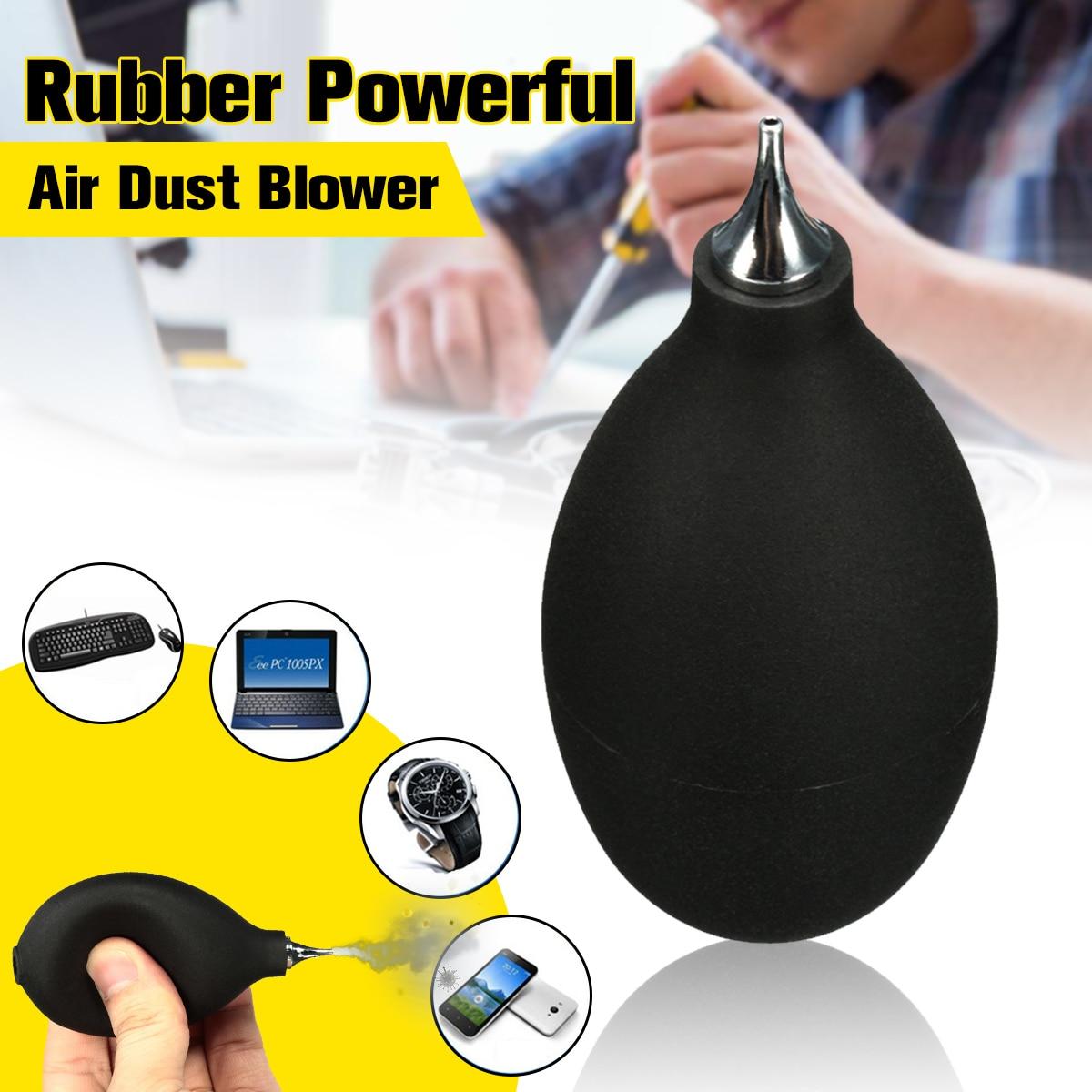 Металлическая Горловина для пылесоса, резиновый воздушный насос, инструмент для очистки DSLR для зеркальных камер, объектив, часы с клавиатурой для ремонта телефонов iPhone 6 7