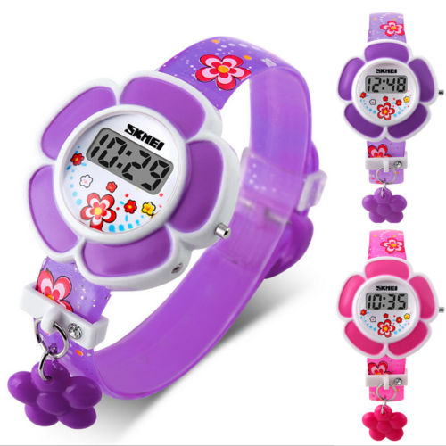 2019 nuevo regalo de fiesta de Navidad reloj Digital electrónico Sprot reloj de silicona de niños niño niñas reloj de pulsera