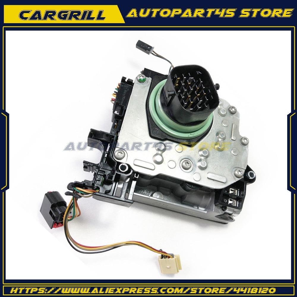 Compatible con Mopar 5078709AB bloque de solenoide de transmisión compatible con 2006-2017 Chrysler Dodge V-W Ram