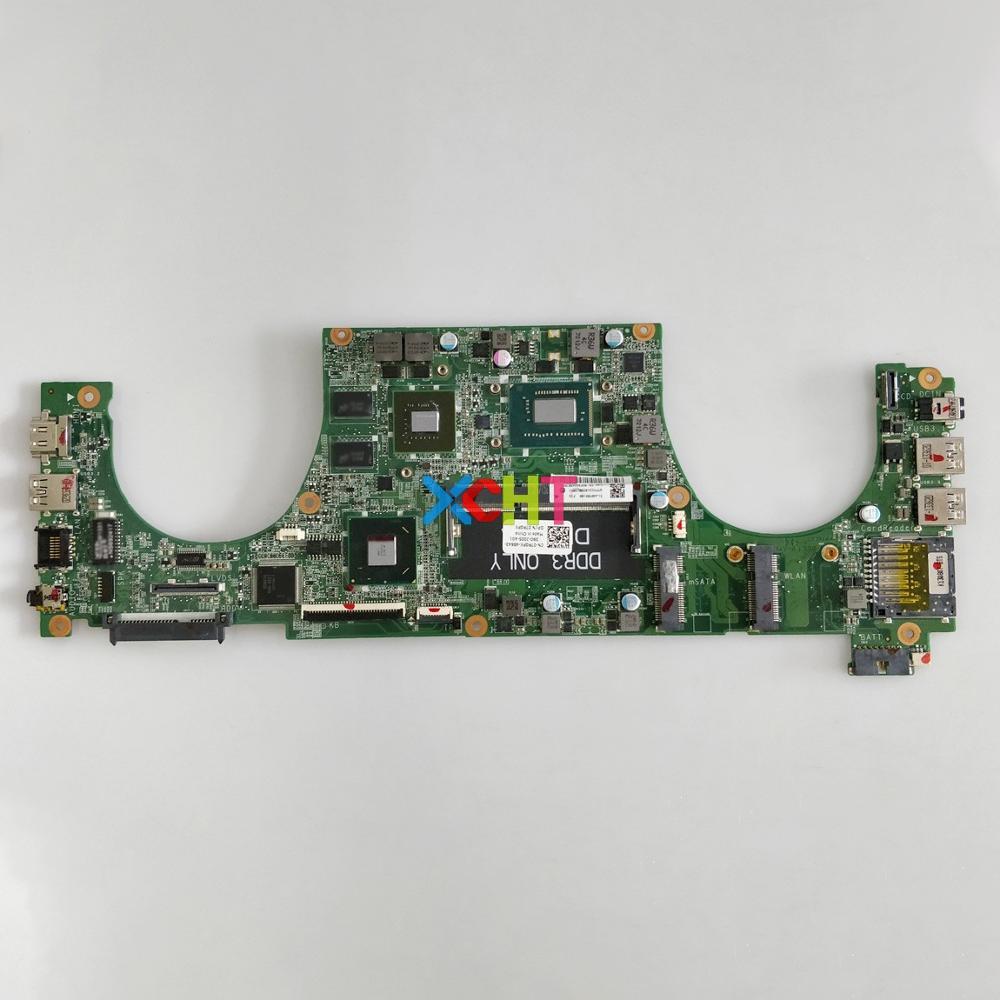 7RGPX 07RGPX CN-07RGPX w i5-3337u وحدة المعالجة المركزية w N13P-GV2-S-A2 DA0JW8MB6F0 لديل Vostro 5460 الكمبيوتر الدفتري المحمول اللوحة اللوحة