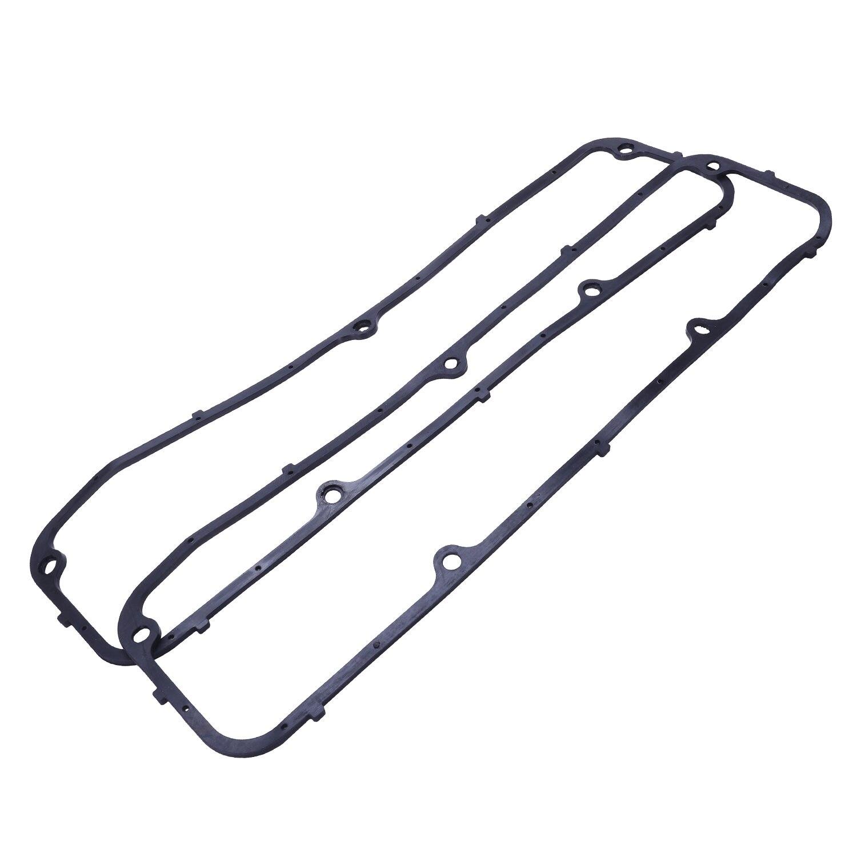 Para Ford FE 352 360 390 406 427 428 juntas de cubierta de válvula de goma de núcleo de acero 3/16 pulgadas ¡Nuevo!