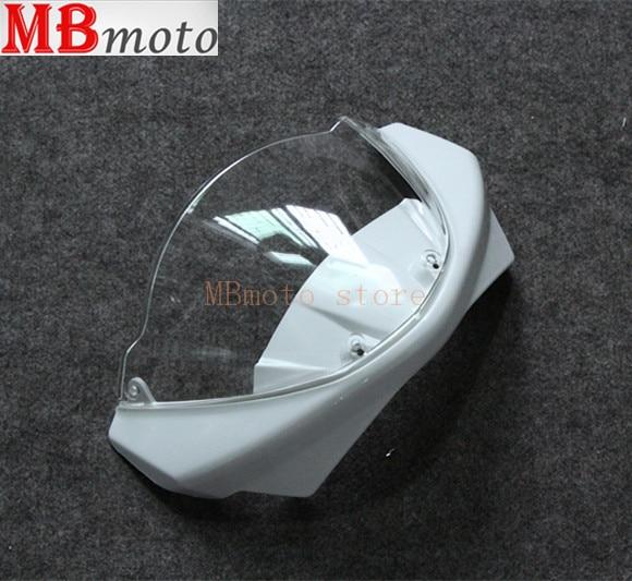 Carenado superior de la nariz delantera, parabrisas compatible con i Monster 696 796 1100, nuevo