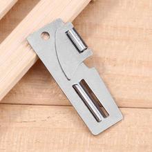 Pliant Multi outils couteau bi-rabot couteaux Cutter bouteille EDC ouvre-boîte pour fruits coupés pique-nique Camping équipement outils de plein air