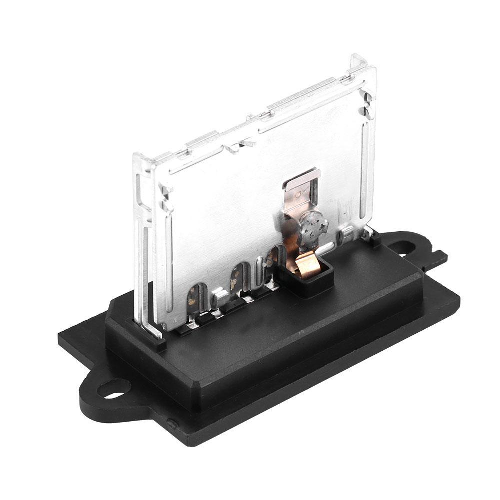 Resistor de Motor de ventilador de climatización de potencia para Altima Nissan Maxima Infiniti 27761-9W100 potencia de resistencia de Motor de soplador de aluminio
