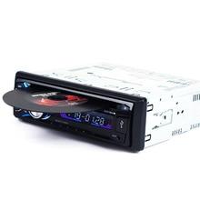 1DIN coche Mp3 PlayerDVD/VCD/CD/CD-R/CD-RW/MP3/MP4/AVI/DAT/DIVX soporte de doble función de salida de vídeo