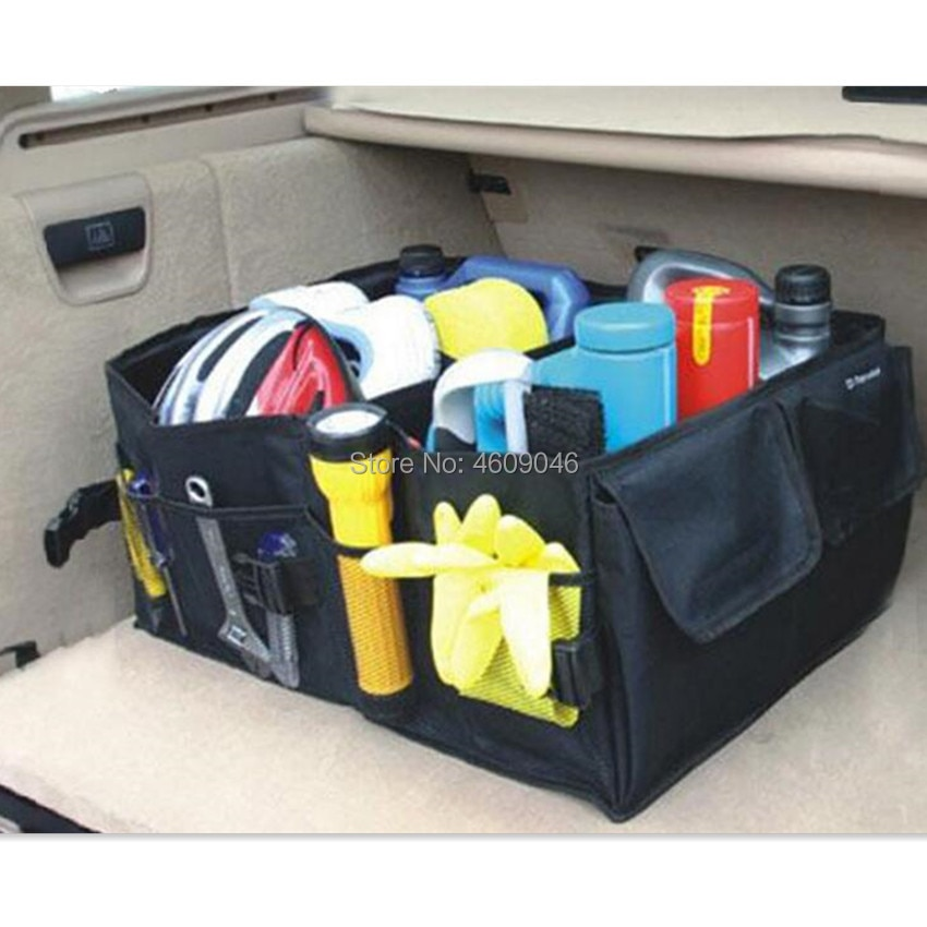 Car storage bag trunk rear seat storage bag FOR mazda cx-5 bmw serie 3 opel vivaro toyota avensis t25 jeep compass bmw f30