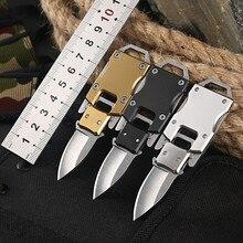 Multipurpose knife pare letter self outdoor parcel multi portable open fold defense peeler peel cutter pocket combat EDC
