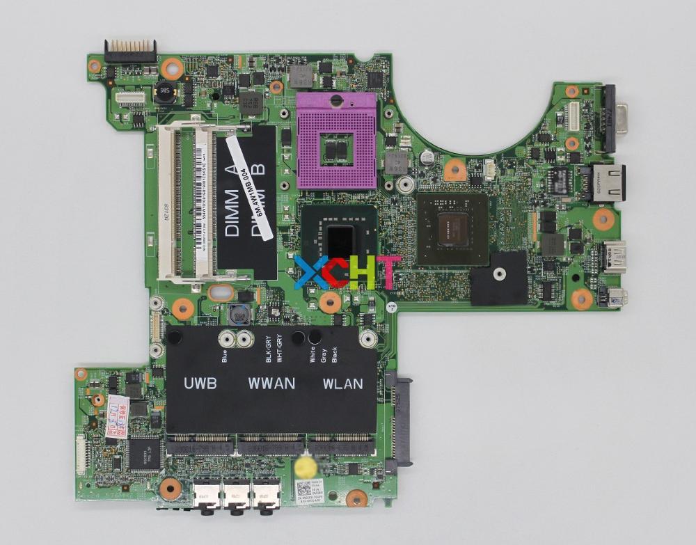 Para Dell XPS M1530 N028D 0N028D CN-0N028D G84-601-A2 placa base portátil a...