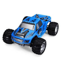 Groothandel Wltoys A979 1/18 2.4 Ghz 4WD Hoge Speed Monster Rc Racing Auto Met Zender